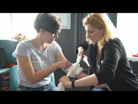Первая помощь при кровотечениях | Мастер-класс по первой помощи
