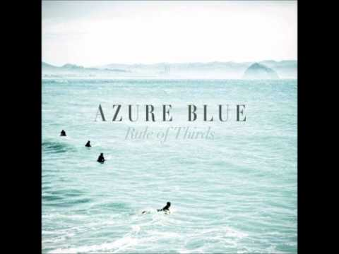 Azure Blue - Two Hearts