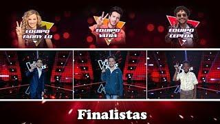 jorge, Su Camino a La Final de La Voz Kids Colombia 2018