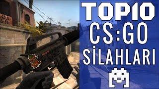 Top 10: CS:GO'nun En İyi 10 Silahı