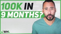 My Niche Site Made $100,000 in 9 Months 😳(this isn't supposed to happen)