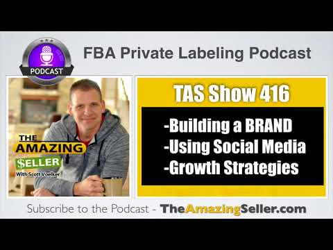 Strategies to build a BRAND Using Social Media in a Competitive Niche - TAS 416: The Amazing Seller
