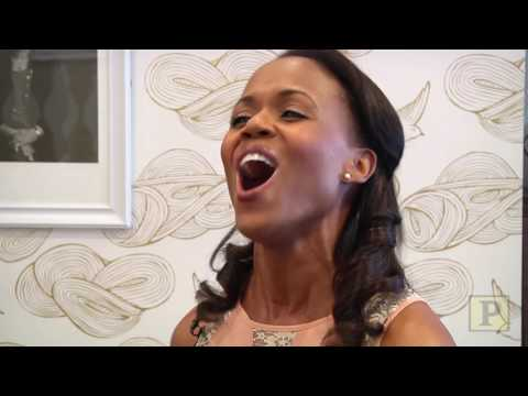 """Turning the Page: Nikki Renée Daniels Performs """"The Light in the Piazza"""""""