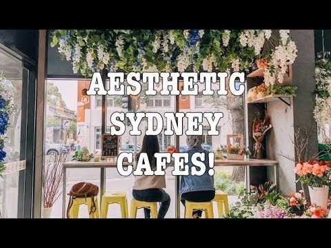 10 AESTHETIC SYDNEY CAFES! |BRUNCH VLOG|