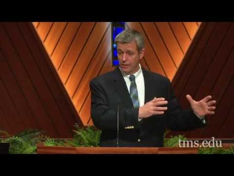 "Paul Washer ""On Prayer"" Matthew 6:9-11"