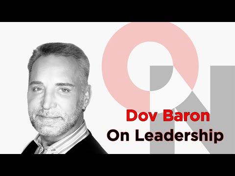 Don't Confused Being Kind with Being Nice | Dov Baron | FranklinCovey clip
