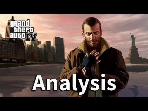 An Analysis of Grand Theft Auto 4