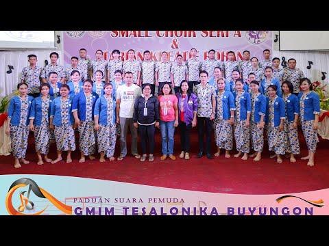 YTB Choir (Youth Of Tesalonika Buyungon) FSPG 2017  - SODOM & GOMORA BY MAIKEL SANGER