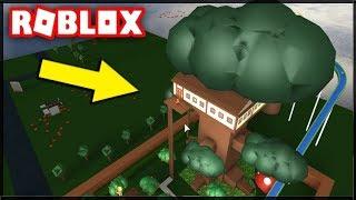 ŠÍLENĚ DRAHÝ DŮM NA STOMĚ!!! - TreeHouse Tycoon! | Roblox