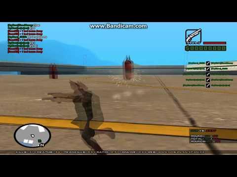 SAMP OM3N SkillList [My Aim]