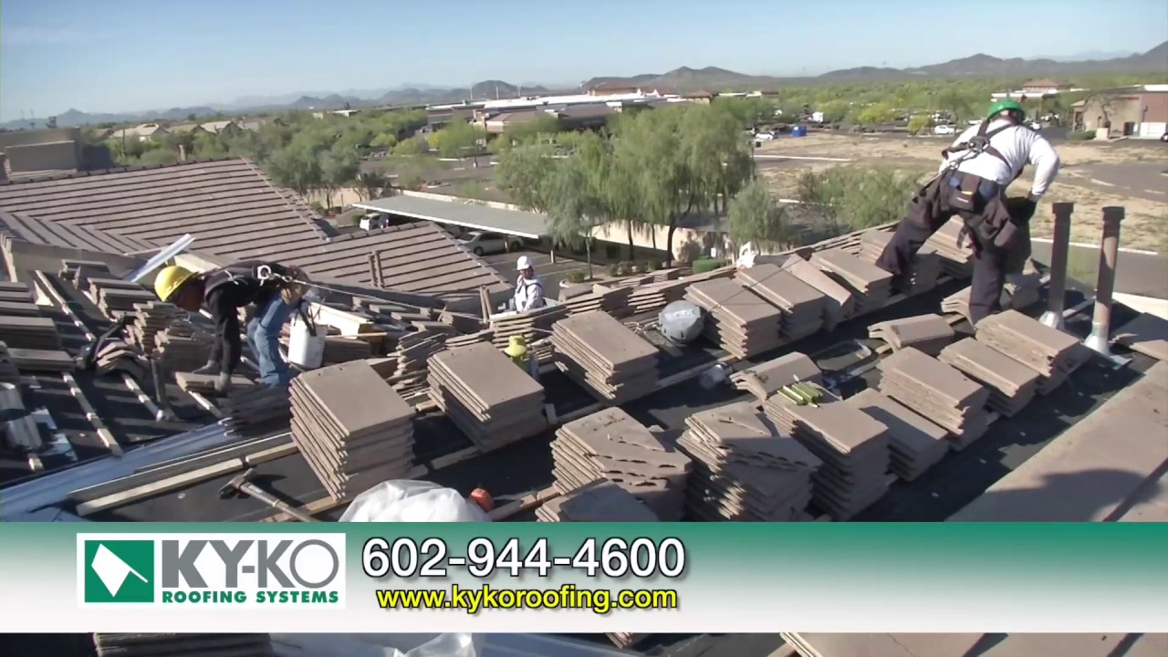 KYKO Roofing TV Commercial