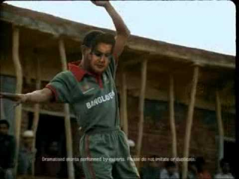 ICC World Cup Cricket 2011 TV Commercial