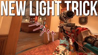 NEW Lighting Trick + Amazing Bullet Hole Spawn Peeks! - Rainbow Six Siege Shifting Tides