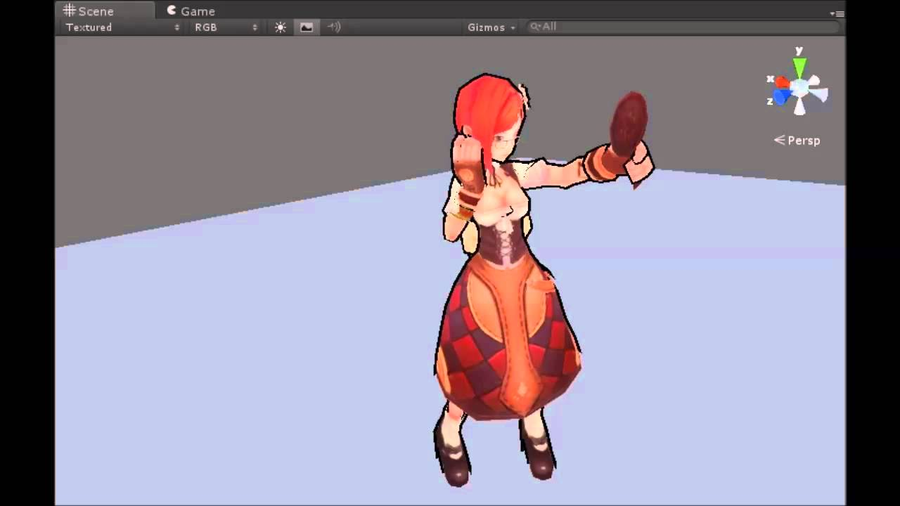 Toon shading in unity