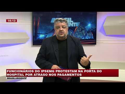 BRASIL URGENTE MINAS 11/05/2018