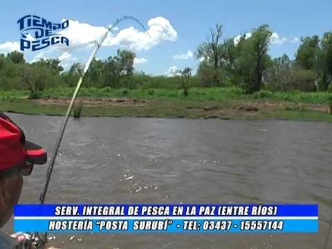 Tiempo de Pesca  - La Paz (Entre Ríos)