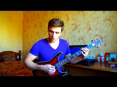 The Devil Wears Prada - Dez Moines (Guitar Cover - High Quality)