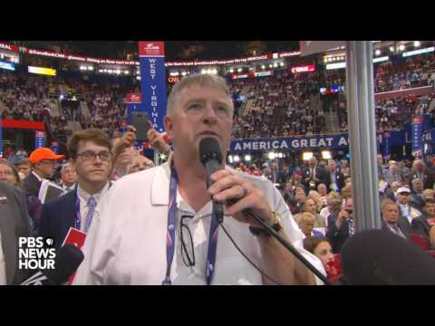 Alaska contests delegate vote at Republican National Convention