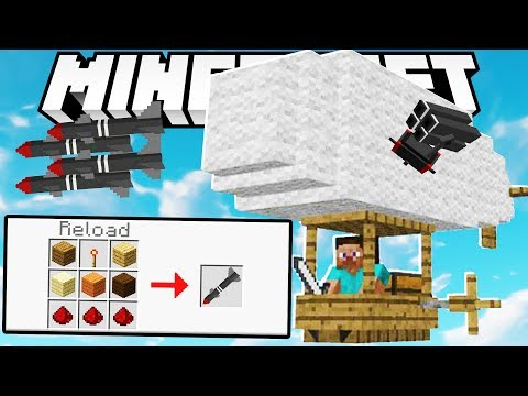 *NEW* SHIP WARS THE CRAZIEST BRAND NEW MODDED GAMEMODE EVER - MINECRAFT MODDED MINIGAME