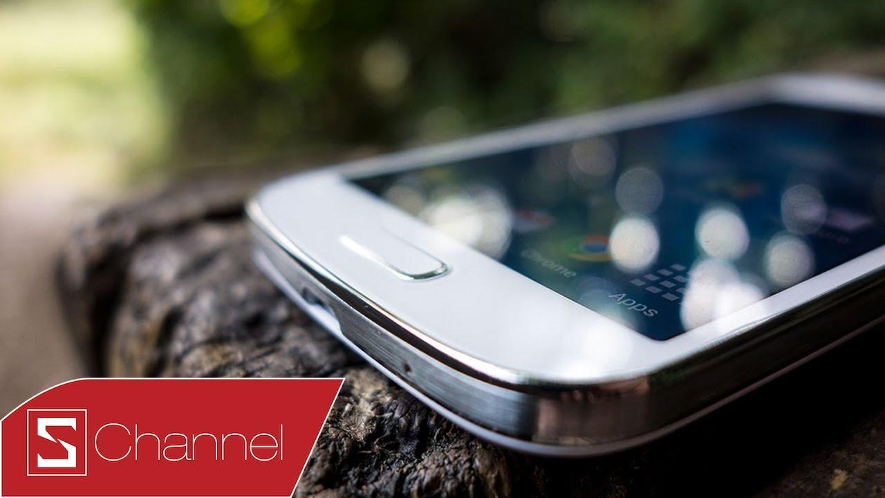 Schannel – Đánh giá Galaxy S4 Mini : Bản rút gọn đáng giá – CellphoneS