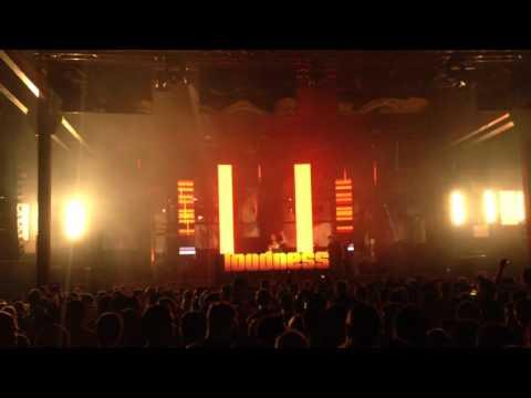 DJ Thera & Ophidian - Post Apocalypse | Loudness Klokgebouw 2016