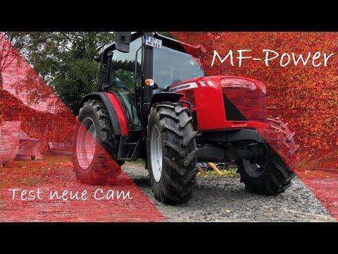 MF 4707 4709 4710 Brennholz, Test neue Cam