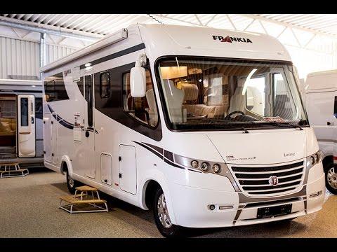 Cool Frankia Halfintegraal Camper  6800 GD  Doovi