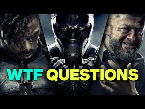 Black Panthers 8 Biggest WTF Questions