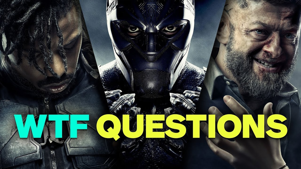 Black Panther's 8 Biggest WTF Questions
