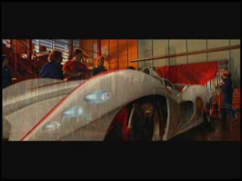 Speed Racer - Trailer Final (dublado)