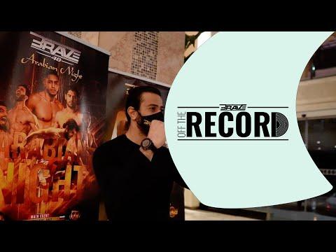 BRAVE CF 48: OFF THE RECORD | ARABIAN NIGHT