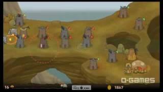 PixelJunk Monsters Speed Monster Rainbow Part 2