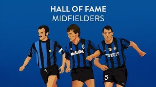 CLUB INTER | Mazzola, Matthaus and Stankovic - Hall of Fame 2018 Midfielders