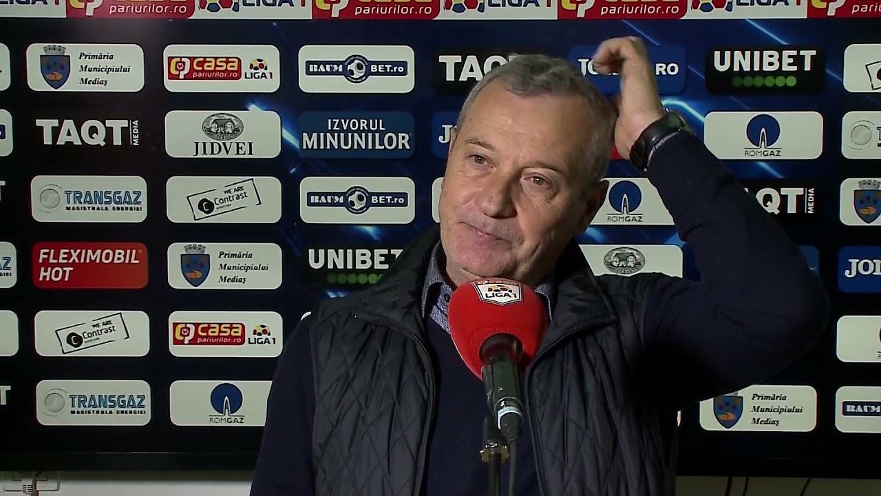 """Download INTERVIU. Mircea Rednic: """"În afara celor două şuturi, nici Gazul nu a avut nu ştiu ce"""""""