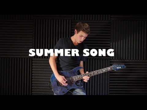 Summer Song - Joe Satriani Guitar Cover