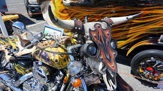 Feria de Autos de Carolina 2017   Motora Custom Richard Ramos