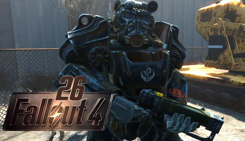 Fallout 4 Bruderschaft