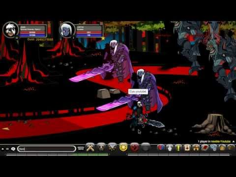 Aqw Private server 2013 (New)