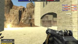 Special Strike Dust 2 Remastered Gameplay