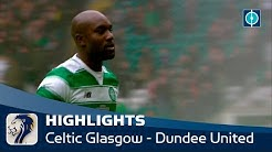 HIGHLIGHTS | Celtic Glasgow - Dundee United | Scottish Premiership | 12. Spieltag | 25.10.2015