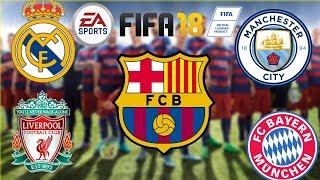 FIFA 18 ონლაინ სეზონი