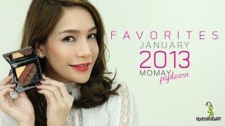 โมเมพาเพลิน - Favorites : January 2013