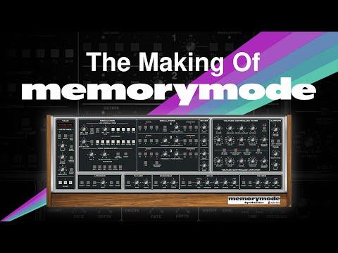 The Making Of Memorymode | Cherry Audio