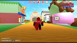 I DO MY LIFE IN ROBLOX! DesoraL
