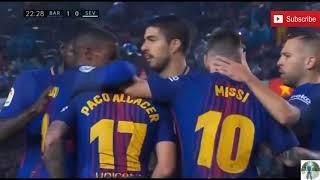 Hasil bola tadi malam la liga 2 - 1 goal highlights 2018