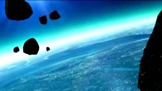 TESTING AFTER EFFECTS AVID INDIE VIDEO COMET ISON ASTEROID BELT DEBRIS METEORS IN SPACE