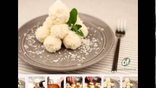 Печенье Рафаэлло, приготовление в домашних условиях