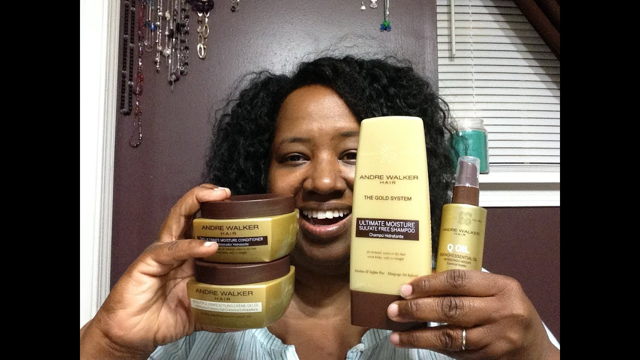 Andre Walker Hair The Gold System At Target Oprah Stylist Kinky