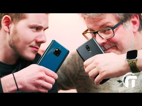 OnePlus 6T VS Huawei Mate 20 Pro (feat Quentin)