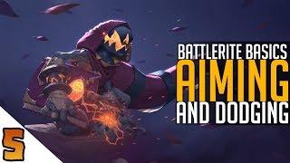 Battlerite Basics: How To Aim & Dodge